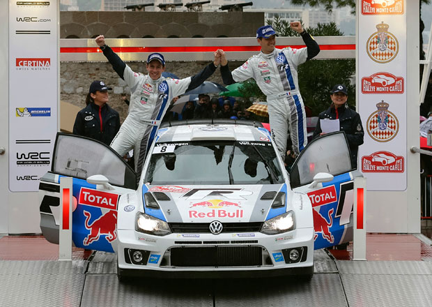 Premiéra Pola WRC se v Monte Carlu vydařila, Prokop s Fiestou sedmý
