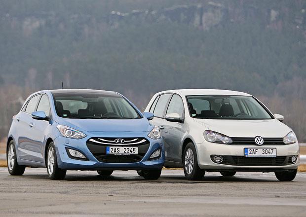 Na českých silnicích přibylo v roce 2012 nejvíce vozů Volkswagen, Hyundai a Škoda