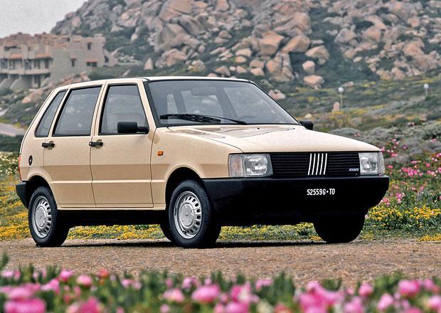 Fiat Uno má 30 let, vyrábí se stále dál