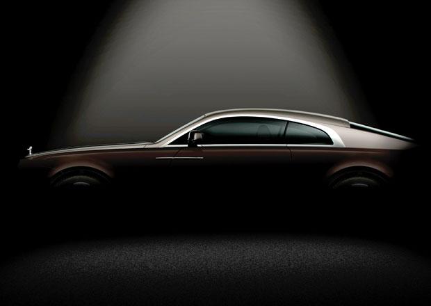 Rolls-Royce oznámil nový model Wraith