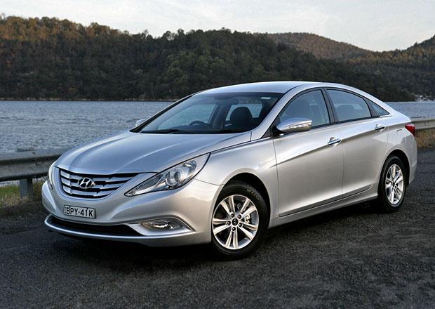 Hyundai i40 je prémiovější než Sonata, tvrdí v Austrálii