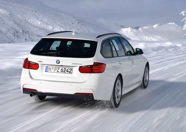 BMW 3 Touring dostane xDrive i benzinový šestiválec