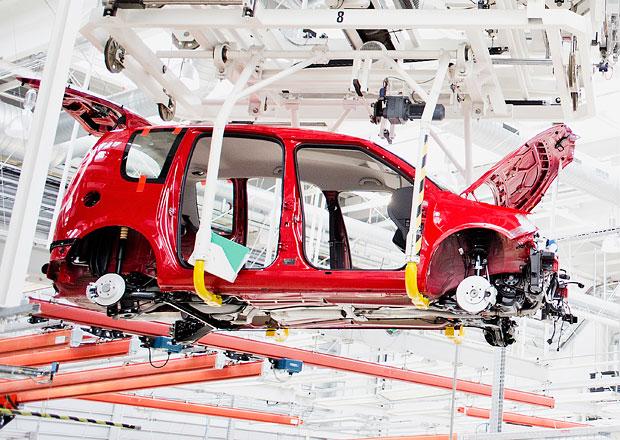 Škoda Roomster se ode dneška vyrábí v Kvasinách