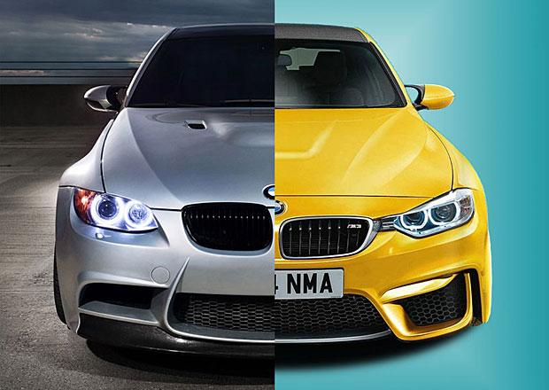 Koncept nového BMW M3 uvidíme už v Ženevě