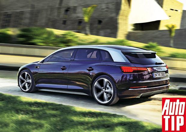 A6 e-tron Sportback: Jak vid� Audi budoucnost