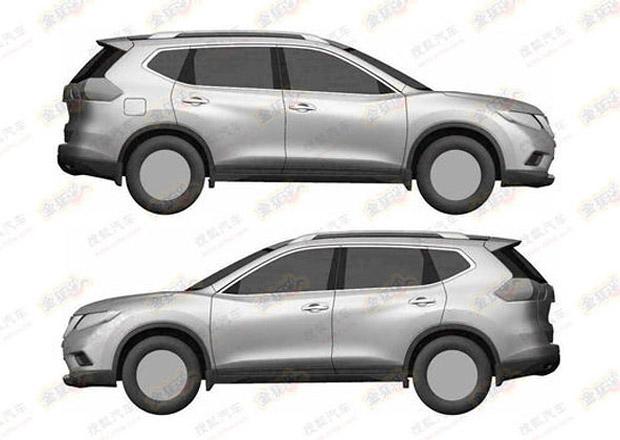 Nissan X-Trail: Třetí generace prozrazena