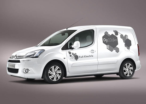 Citroën Berlingo Electric a Peugeot Partner Electric v sériovém provedení