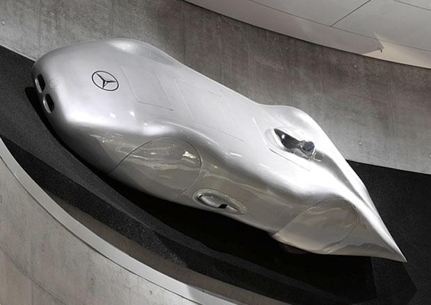Mercedes-Benz W 125 byl před 75 lety rychlejší než Bugatti Veyron dnes