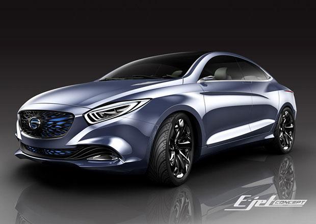 GAC E-Jet: Čínský hybrid evokující Mercedes a Volvo