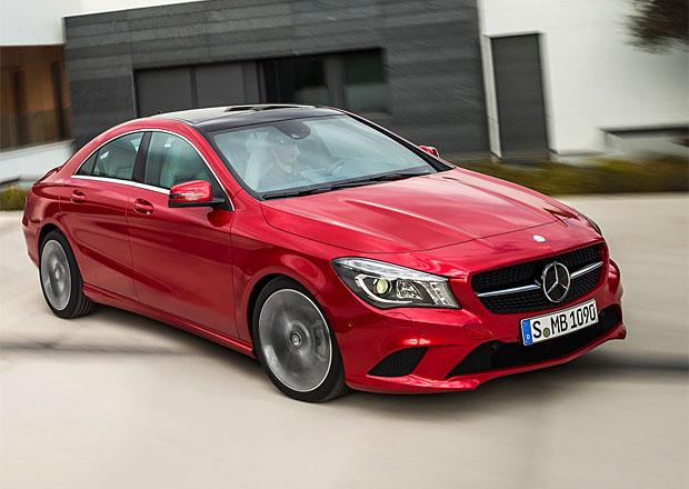 Mercedes-Benz za�al v Ma�arsku s�riov� vyr�b�t model CLA