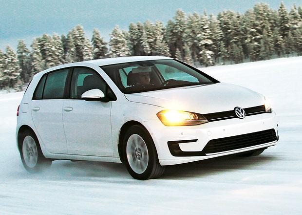 Elektrický Volkswagen E-Golf dorazí příští rok
