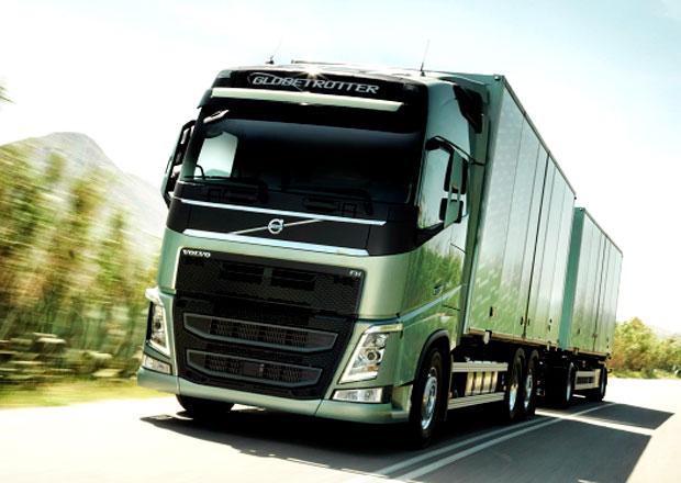 Volvo vytvoří společný podnik s čínskou firmou Dongfeng