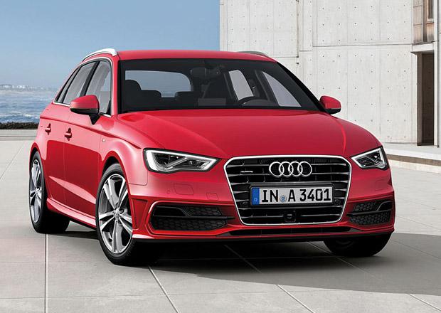 Audi chystá poloterénní verzi Allroad i pro řadu A3