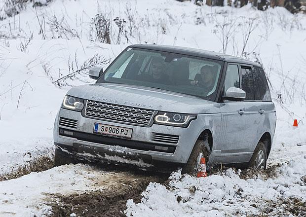 Range Rover SDV8 a TDV6: První jízdní dojmy