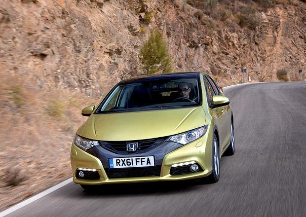 Honda Civic Sport: 1,4 i-VTEC a 1,8 i-VTEC za stejnou cenu