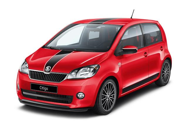 Škoda Citigo Sport stojí od 241.000 Kč
