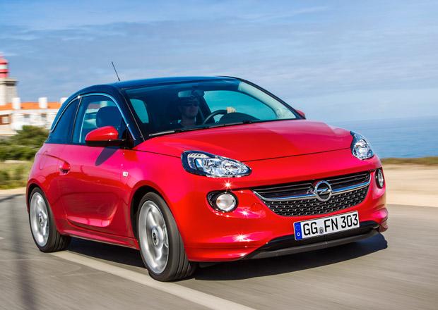 Opel eviduje přes 20.000 objednávek na vůz Adam