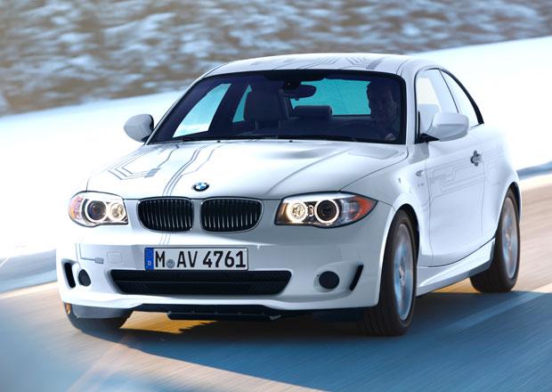 BMW svolává do servisu elektrické jedničky ActiveE