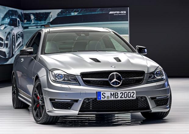 Mercedes-Benz C 63 AMG Edition 507: Radikální řez