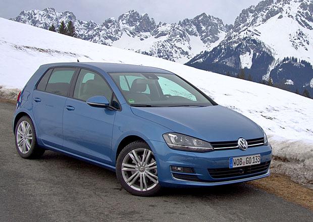 VW Golf 4Motion používá Haldex páté generace, jak s ním jezdí?