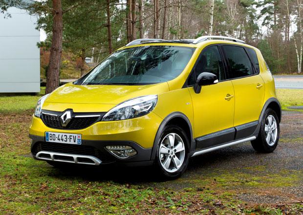 Renault Scénic XMOD: Nástupce RX4 a Scénicu Cross přichází