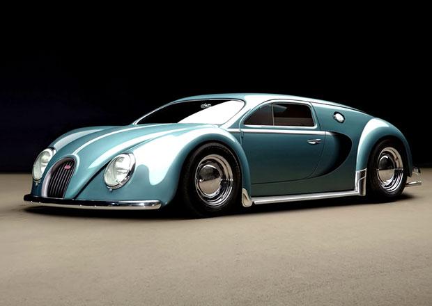Brouk Veyron aneb retrokabát pro Bugatti