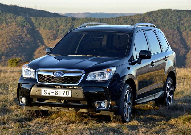 Subaru Forester 2,0 XT: Turbolesník se vrací do Evropy