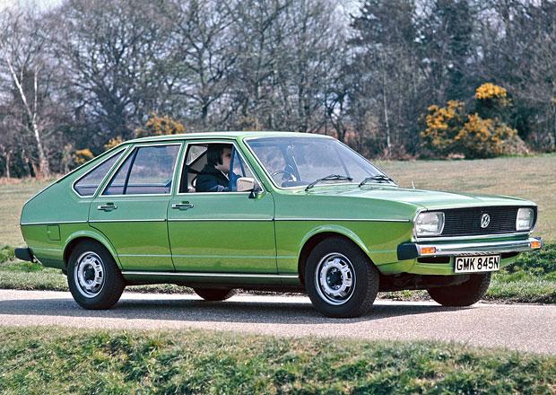 VW Passat slaví čtyřicítku: Ten první měl 40 kW a vážil 800 kg