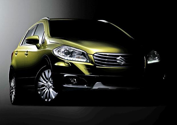 Suzuki v Ženevě představí nástupce SX4