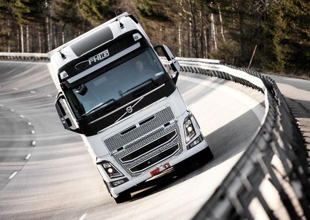 Volvo FH: Testování a bezpečnost nové generace (2x video)