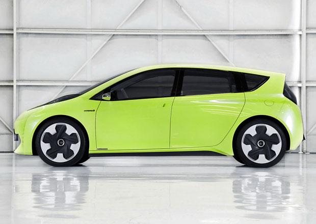 Toyota chystá malý hatchback s pohonem zadních kol