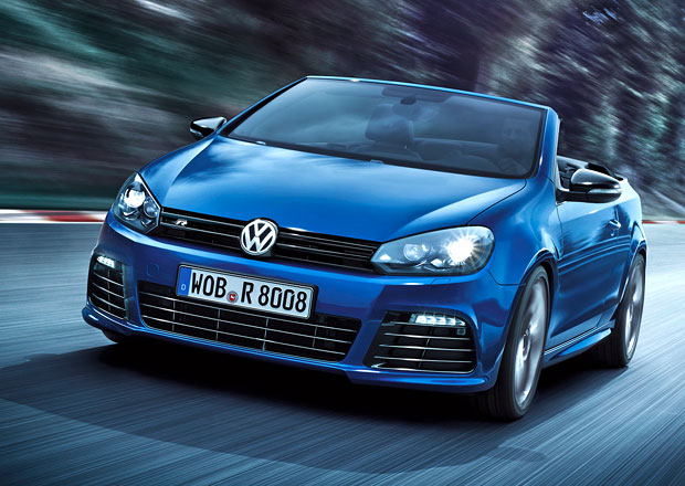 Volkswagen Golf R Cabriolet: 250 km/h za 1,1 milionu