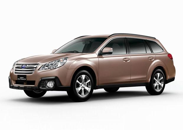 Subaru chystá Outback Diesel Lineartronic a další novinky