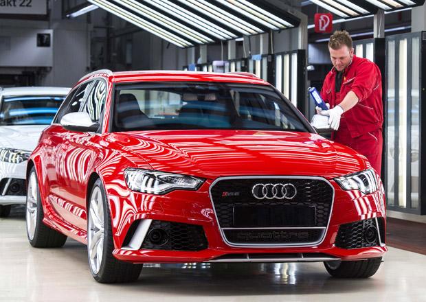 quattro GmbH zahajuje výrobu Audi RS 6 Avant
