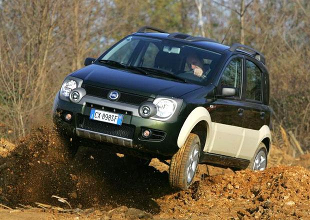 Fiat Panda X přijde v roce 2014, bude víc než jen italský Duster?