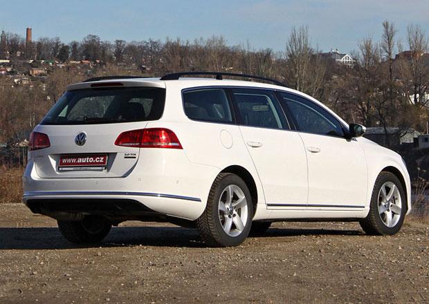 VW Passat posiluje: 2,0 TDI má 130 kW a 380 N.m