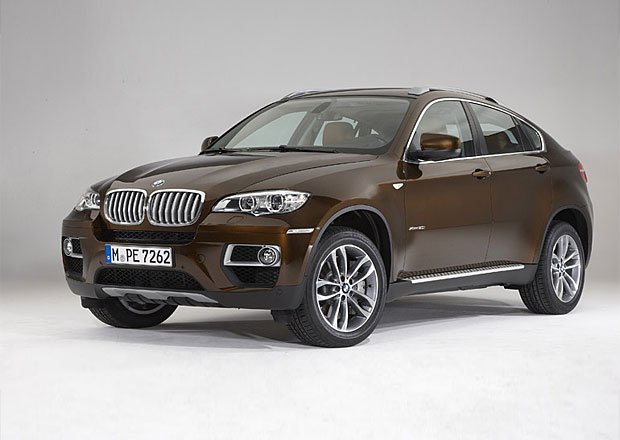 Příští BMW X6 dorazí s agresivnějšími tvary