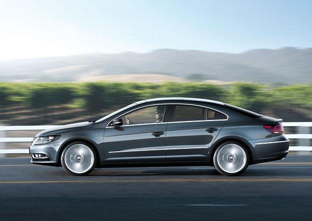 Volkswagen údajně chystá stylové kombi odvozené od CC