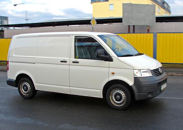 Bazar: Volkswagen Transporter 1.9 TDI - Plný plyn