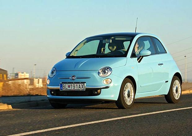 Fiat 500 bude exkluzivně Made in Poland