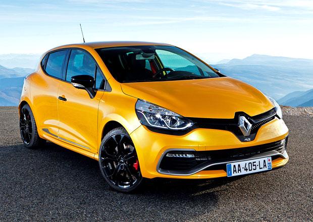 Renault Clio R.S.: Ostrý Francouz do Česka dorazí v dubnu