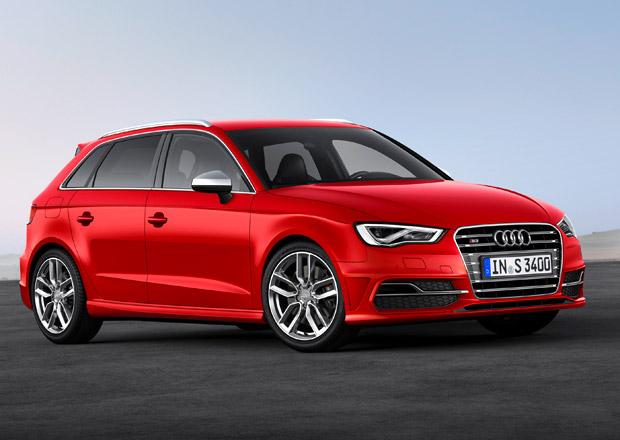 Audi S3 Sportback: Pět dveří a 300 koní