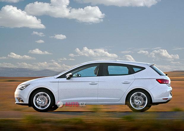 Seat Leon 4x4 dorazí příští rok s karoserií kombi