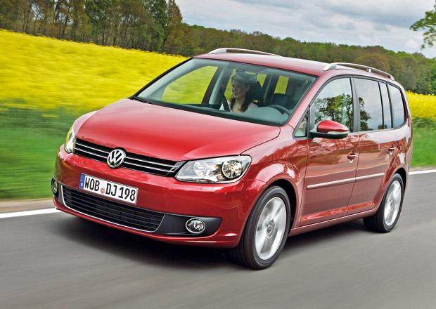 VW Touran Comfort Edition: S parkovací kamerou od 484.900 Kč