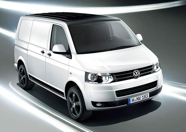 Volkswagen Transporter Edition se sportovním vzhledem