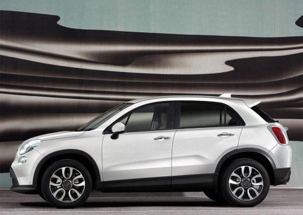 Fiat donutil organizátory ženevského autosalonu stáhnout fotku chystaného 500X