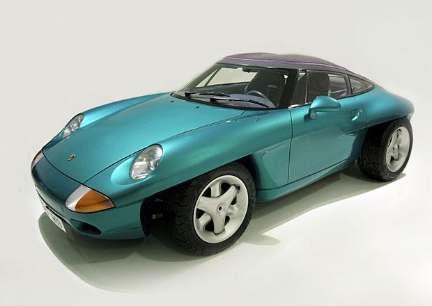Porsche Panamericana (1989): Zelené pahorky mexické