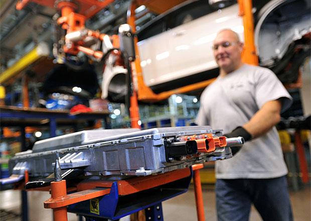 V Severní Americe bylo loni vyrobeno skoro 16 milionů aut