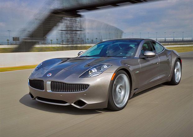 O americký Fisker má zájem čínská automobilka Dongfeng Motor