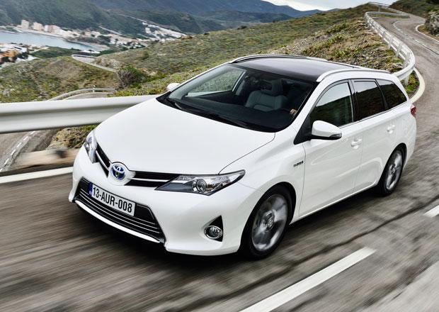 Toyota Auris Touring Sports: 530 litrů v elegantním balení